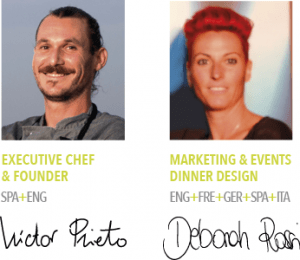 WHO ARE chefacasa.es - Private chef in Mallorca, Bik & Debby